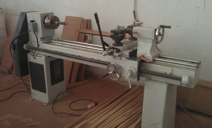 Semi automatic copy lathe, Ø240x1300mm