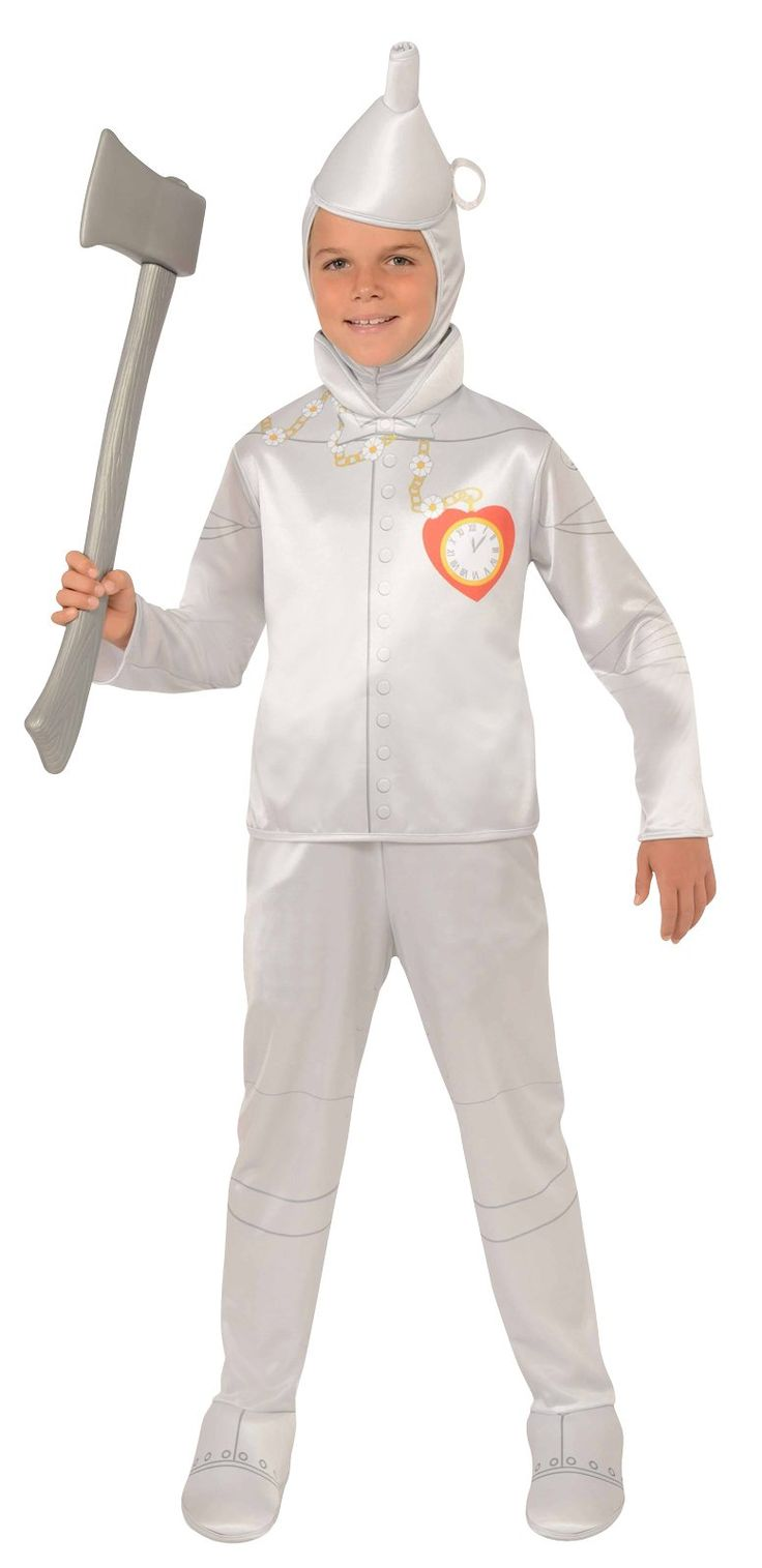Cool Costumes Wizard of Oz Tin Man Child Costume just added...
