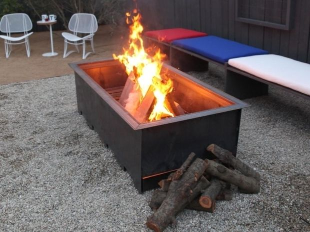 Large Wood Burning Fire Pit Fire Pit Ideas Portable Fire Pits Wood Burning Fire Pit Outdoor Fire Pit