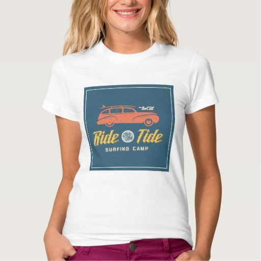 Socal Ride For The Tide. Regalos, Gifts. #camiseta #tshirt