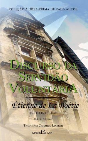Poucos anos antes de morrer, aos 32 anos, Étienne de La Boétie (1530-1563) deixou em testamento seus escritos a Montaigne, o qual, mais tarde, destacou os méritos nos Ensaios e em várias cartas, apontando este autor como um importante homem daquele século. O prestígio de La Boétie vem desta obra - 'Discurso da servidão voluntária' -, em que afirma que é possível resistir à opressão sem recorrer à violência - a tirania se destrói sozinha quando os indivíduos se recusam a consentir com sua…
