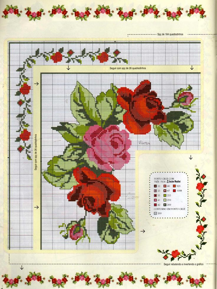 roses for tablecloth_2