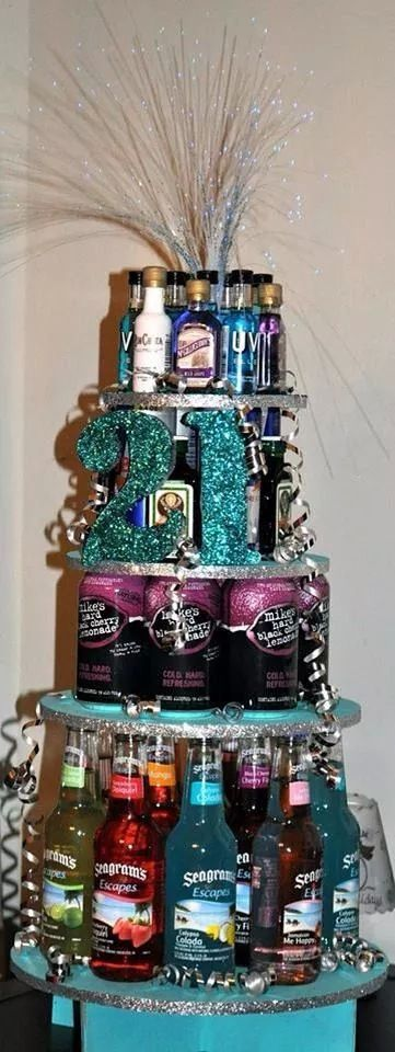 I really want this 21st birthday