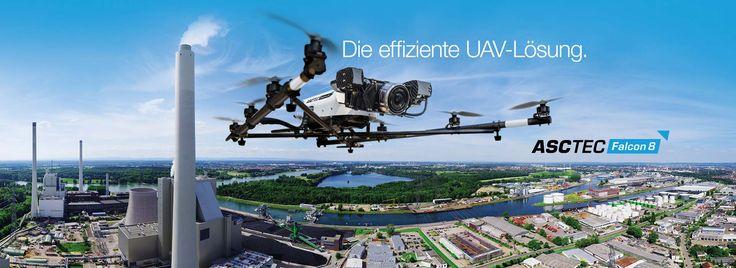 Professional UAV / UAS / Drohnen, Sensor- & Funktionspaket-Lösungen für kommerzielle Anwendungen in Industrie, Bau, Energie, Infrastruktur & Landwirtschaft.