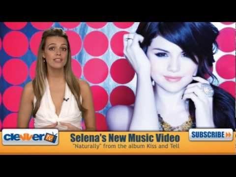 Selena Gomez Naturally Music Video Preview