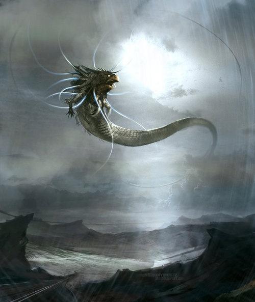 Midgard serpent thor 39 s greatest enemy mythology norse - God of war jormungandr ...