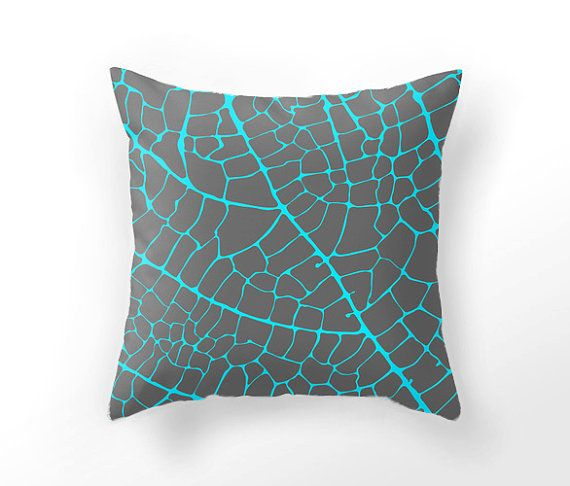 DECORATIVE THROW PILLOW cover unique cushion by UniqueArtHome