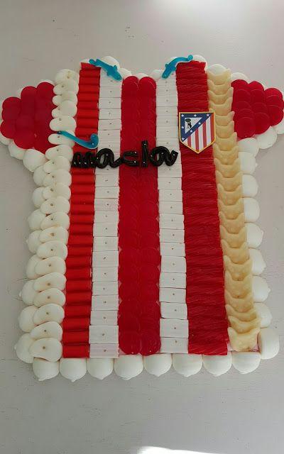 LOS DETALLES DE BEA: Tiempo de fútbol... Atlético de Madrid