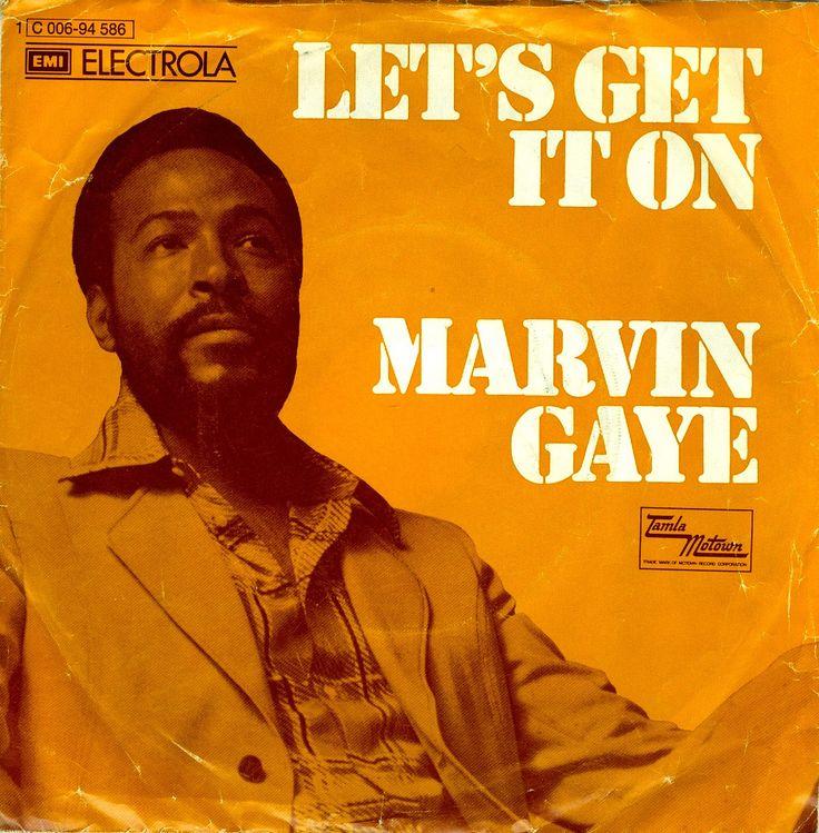 Let's Get It On - Marvin Gaye (1973)