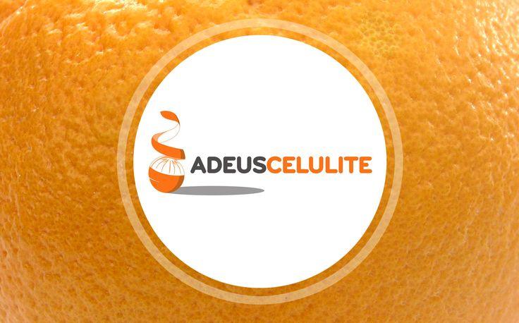 Logótipo para portal da web dedicado estética e cosméticos AdeusCelulite