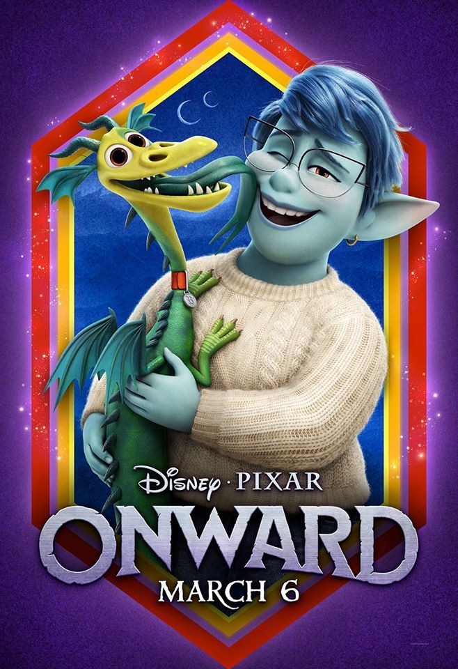 Pixar's 'Onward' releases new trailer and character