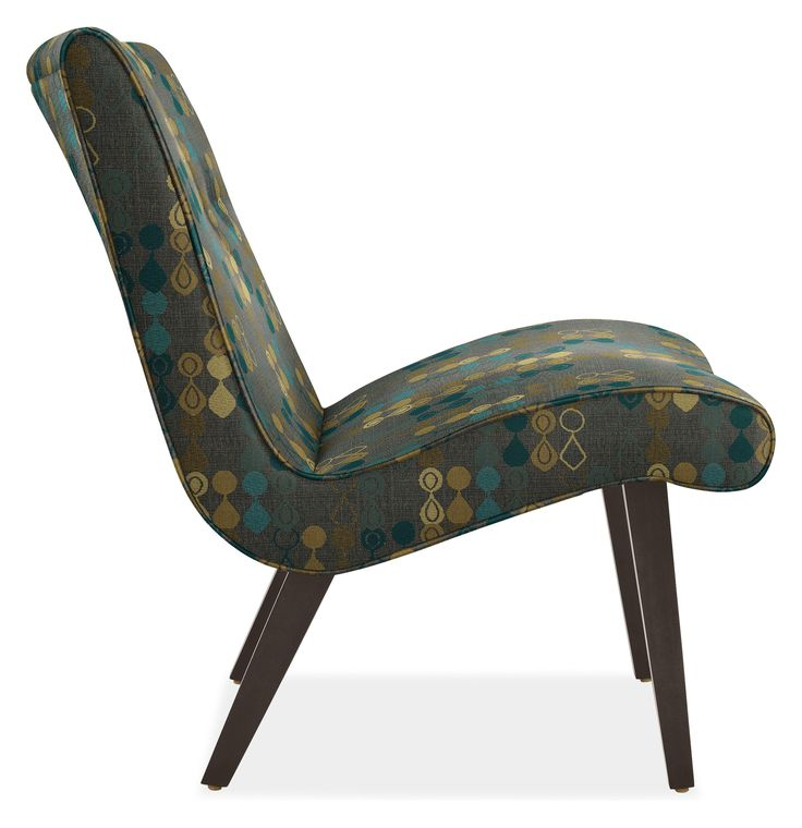 The Delia armless accent chair is a living room chair with modern design  details like button tufting 104 best Lounge   Accent Chairs images on Pinterest   Accent  . Modern Office Accent Chairs. Home Design Ideas
