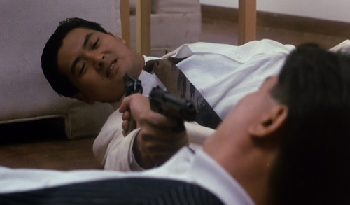 "If you never saw John Woo's ""The Killer"" then you never danced with a gun. The only reason action = art"