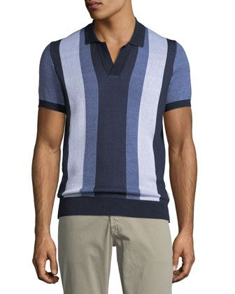 Horton+Striped+Polo+Shirt+by+Orlebar+Brown+at+Neiman+Marcus.