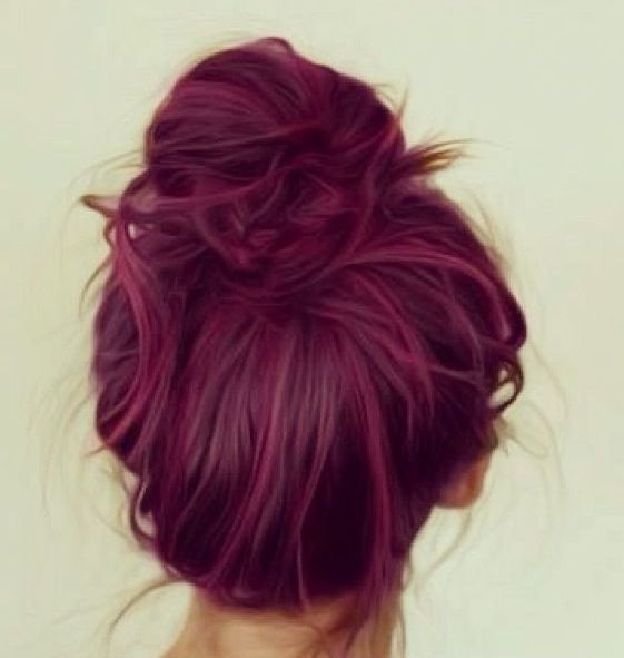 Plum Hair | Hair Color | Pinterest | My hair, Hair colors ...