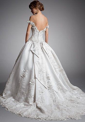AMALIA CARRARA BY EVE OF MILADY Wedding Dresses - The Knot