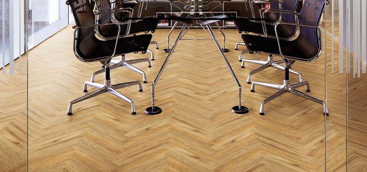 Project Floors Herringbone LVT Floor Coverings