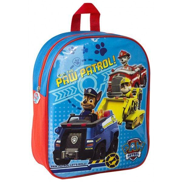 Paw patrol rygsæk til drenge