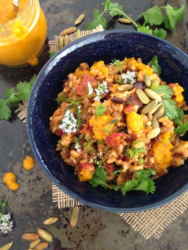 Baked Spanish Rice Recipe | CiaoFlorentina.com