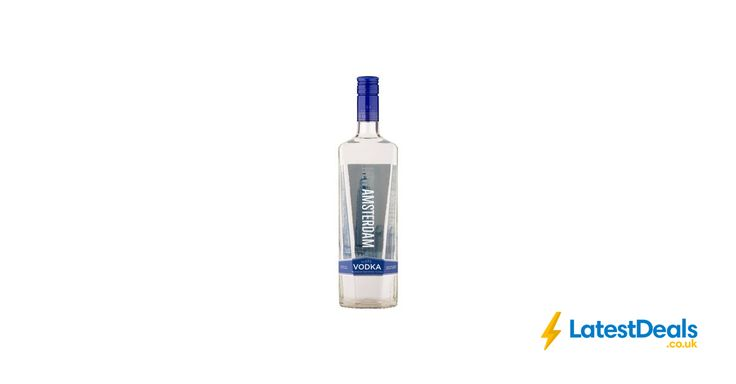 Offer - New Amsterdam Vodka 1L, £15 at Morrisons