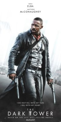 The Dark Tower Full Movie   Overview : The last Gunslinger, Roland Deschain, has been locked in an eternal battle with Walter O'Dim, also known as the Man in Black, determined to prevent him from toppling the Dark Tower, which holds the universe together. With the fate of the worlds at stake, good and evil will collide in the ultimate battle as only Roland can defend the Tower from the Man in Black.