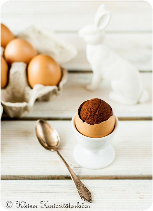 Da werden Eure Gäste Augen machen: Brownies im Ei serviert. Wie das geht, zeigt uns @stephsladen
