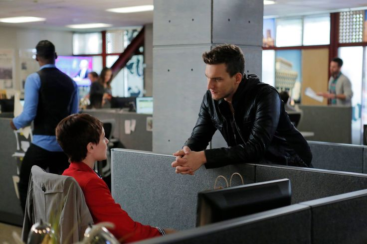 #Lapril! Don't miss an ALL NEW Chasing Life Monday at 9pm|8c on ABC Family!