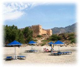 Fire fantastiske strender på Kreta