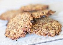 Gezonde amandelkoekjes – gezonde snack