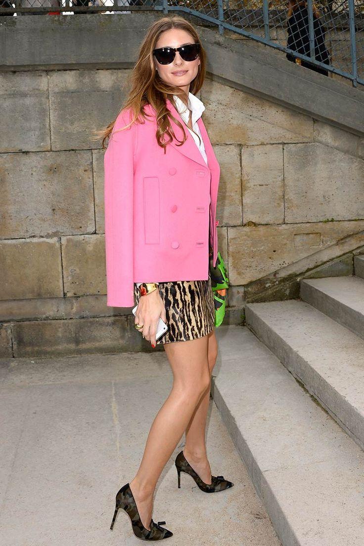 Tendencias de otoño y manual de estilo de las celebrities: Olivia Palermo