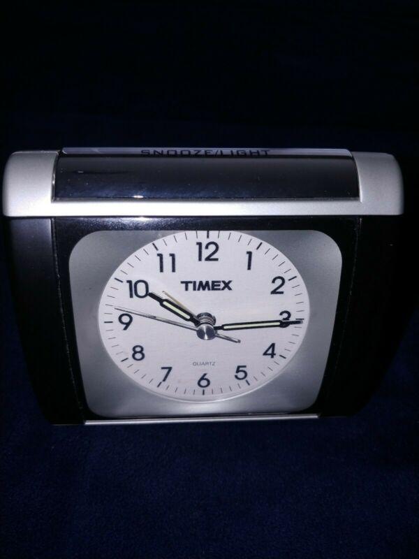Alarm Clock Gold Mechanical Alarm Clock Manual Wind Up Vintage ...