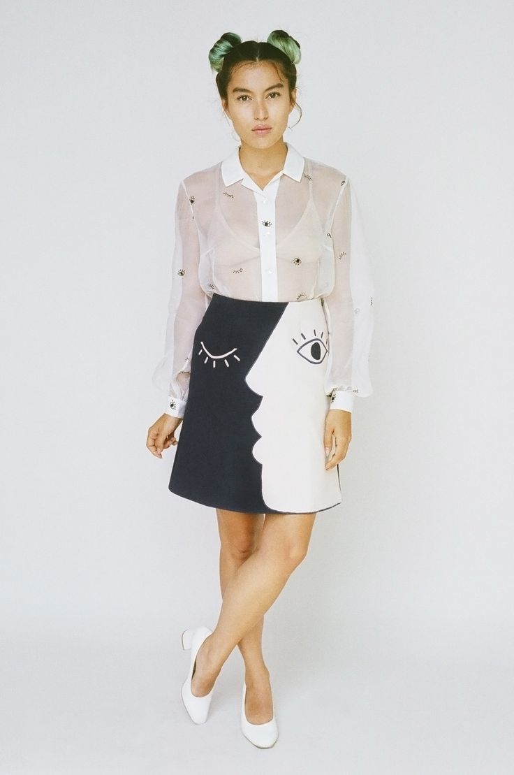 Can I DIY this? Philtre Skirt
