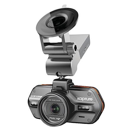 Kapture Full HD In-Car Digital Video Recorder with GPS Logger