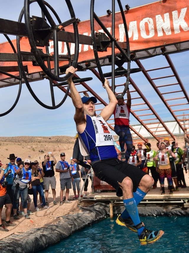 CBS to share USA TODAY Sports reporter's pain as World's Toughest Mudder show debuts
