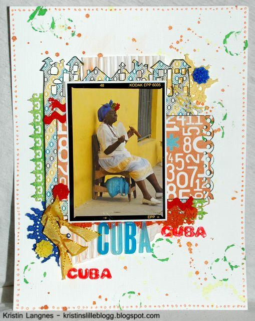 Kristins lille blogg: Cuba