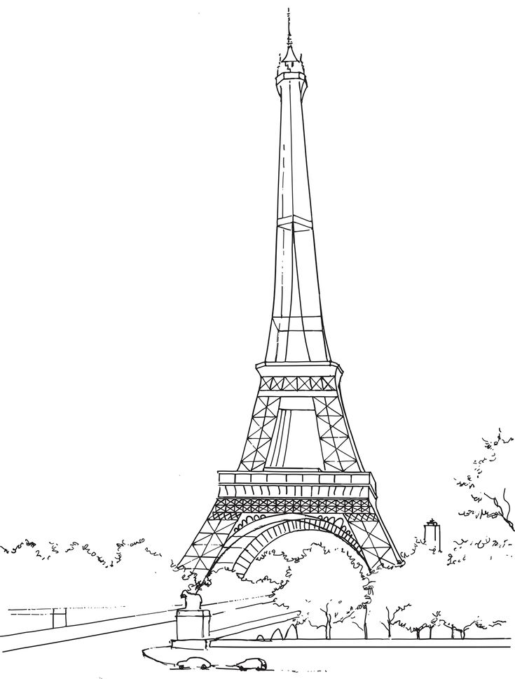 les 25 meilleures id es de la cat gorie coloriage tour eiffel sur pinterest tour d eiffel. Black Bedroom Furniture Sets. Home Design Ideas