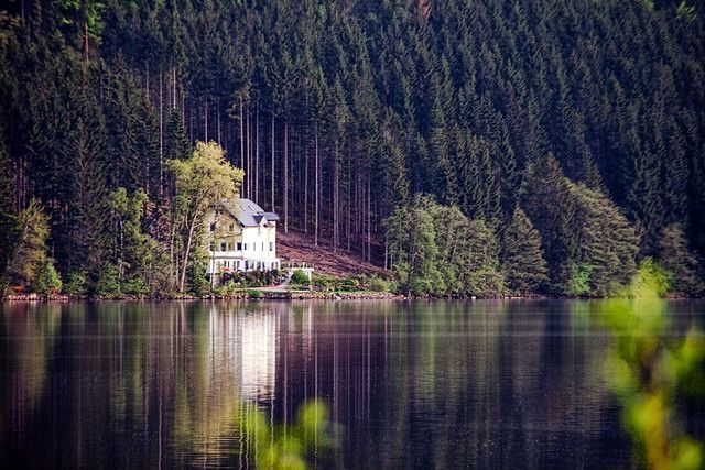 Lago Titisee, Selva Negra, Alemania
