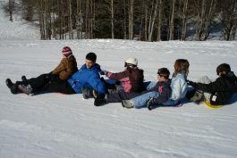 #Colonie de #vacances « #Ski aux #Rousses » pour les enfants de 6 à 13 ans qui veulent améliorer leur niveau en ski et passer leur étoile. Station de #ski du Haut #Jura