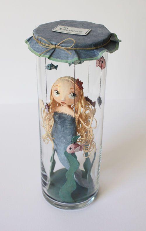 tibout.canalblog.com niet het popje zelf maar de verpakking! Marionette zo verpakken?