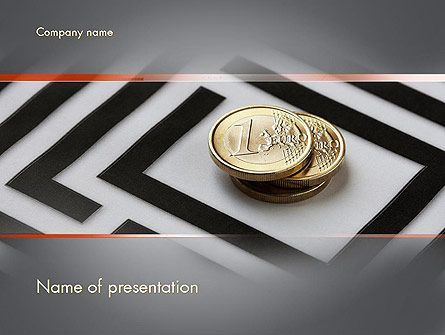 http://www.pptstar.com/powerpoint/template/money-in-maze/ Money in Maze Presentation Template