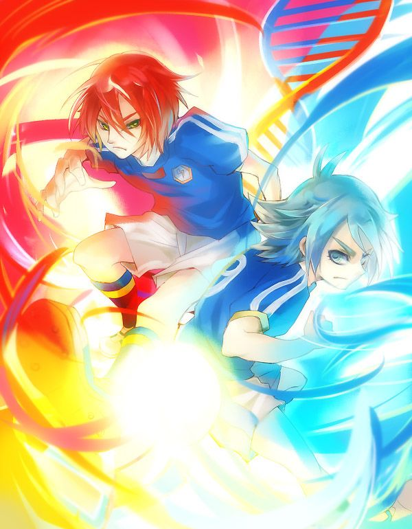 Inazuma 11 - The Birth by Miyukiko.deviantart.com on @DeviantArt