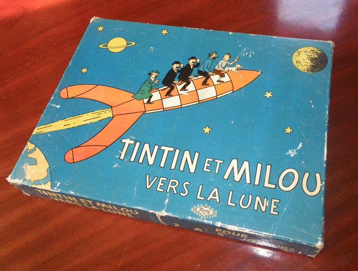 eBay, c'est vous! Achetez TINTIN ET MILOU VERS LA LUNE jeu ancien - Noèl-Montbrisson 1969 dans la catégorie Jouets et jeux, Jouets, jeux anciens sur eBay, au format Enchères ou à Prix fixe!