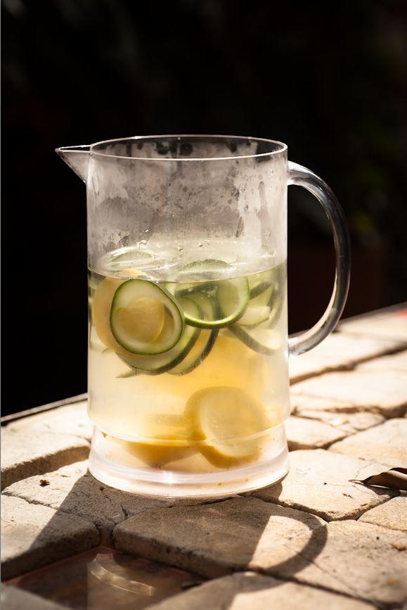 Aguas refrescantes
