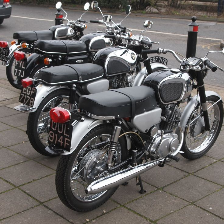 1964 Honda Cb72 250cc Rare Honda For Sale: 472 Best Vintage Honda Motorcycles Images On Pinterest