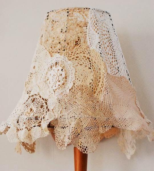 Что можно сделать из кружевных салфеток, разные идеи - Ярмарка Мастеров - ручная работа, handmade