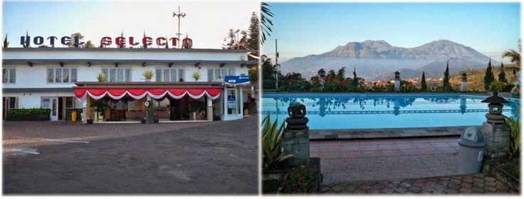 Selecta Hotel In Batu Malang, East Java, Indonesia