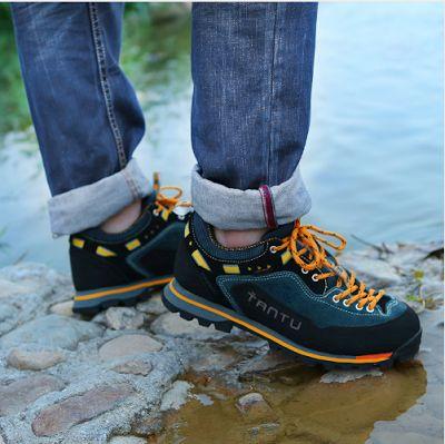 TANTU 8035. Водонепроницаемая дышащая обувь, кроссовки, туфли для туризма, походов, кемпинга, горного туризма. Скальные туфли и т. д.