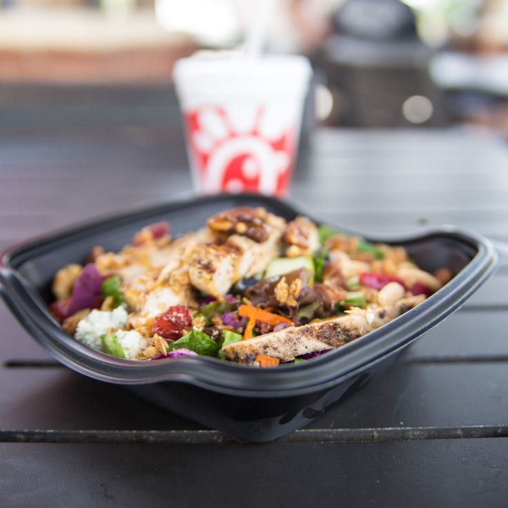 Ranking The Best Healthy Fast Food Salads