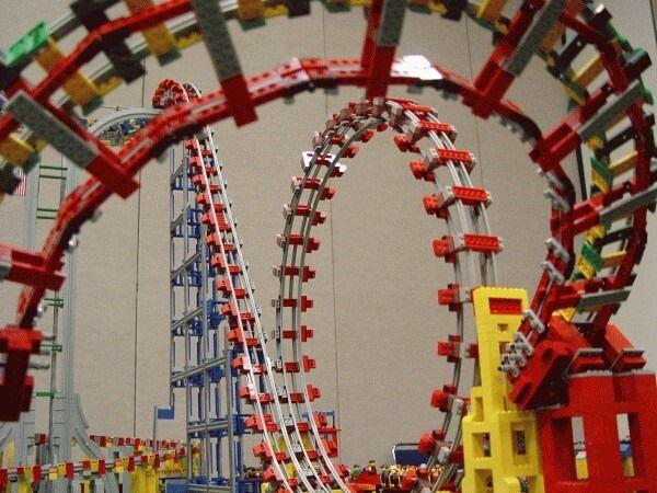 181 Best Images About Lego Amusement Park On Pinterest