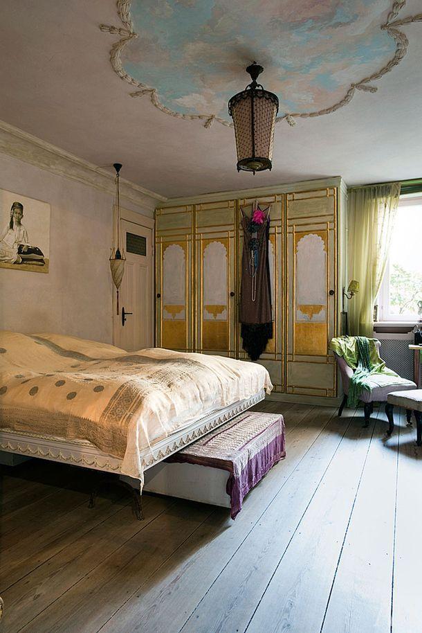 Дом художников Лили Налови и Еско Виллерта, Гамбург.